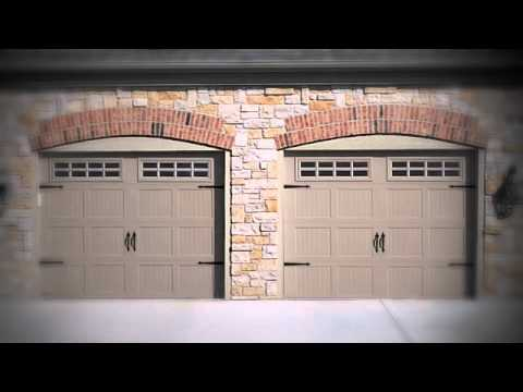 AR-BE Garage Doors with Chicago Blackhawks Crawford, Bolland