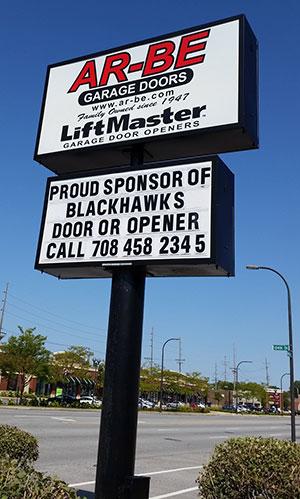 garage door company located in chicago