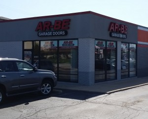 ar-be garage doors inc chicago