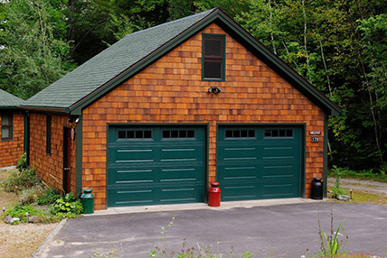 Raised panel 4283 for Evergreen garage doors and service