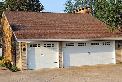 Garage Doors Carriage Style 5916